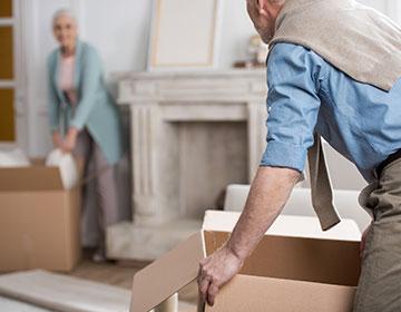 Senior Moving Image